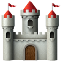Castle on Apple iOS 13.3