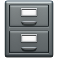 File Cabinet on Apple iOS 13.3