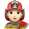Firefighter: Light Skin Tone on Apple iOS 13.3