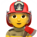 Firefighter on Apple iOS 13.3