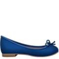 Flat Shoe on Apple iOS 13.3