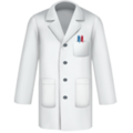 Lab Coat on Apple iOS 13.3