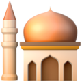 Mosque on Apple iOS 13.3