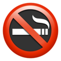 No Smoking on Apple iOS 13.3