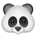 Panda on Apple iOS 13.3