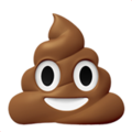 Pile of Poo on Apple iOS 13.3
