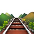 Railway Track on Apple iOS 13.3