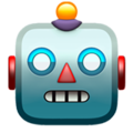 Robot on Apple iOS 13.3