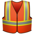 Safety Vest on Apple iOS 13.3