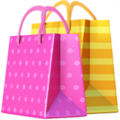 Shopping Bags on Apple iOS 13.3