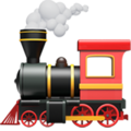 Locomotive on Apple iOS 13.3