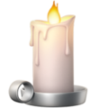 Candle on Apple iOS 14.2