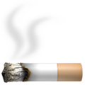 Cigarette on Apple iOS 14.2