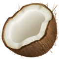 Coconut on Apple iOS 14.2