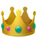 Crown on Apple iOS 14.2