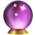 Crystal Ball on Apple iOS 14.2