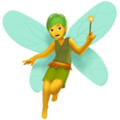 Fairy on Apple iOS 14.2