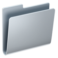 File Folder on Apple iOS 14.2