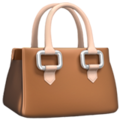 Handbag on Apple iOS 14.2