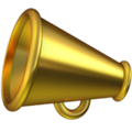 Megaphone on Apple iOS 14.2