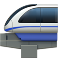 Monorail on Apple iOS 14.2