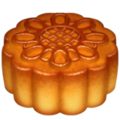 Moon Cake on Apple iOS 14.2