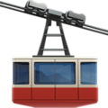 Mountain Cableway on Apple iOS 14.2