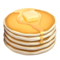 Pancakes on Apple iOS 14.2