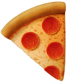 Pizza on Apple iOS 14.2