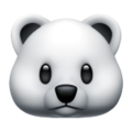 Polar Bear on Apple iOS 14.2