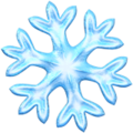 Snowflake on Apple iOS 14.2