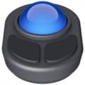 Trackball on Apple iOS 14.2
