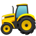 Tractor on Apple iOS 14.2
