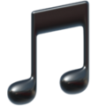 Musical Note on Apple iOS 14.6