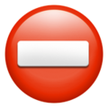No Entry on Apple iOS 14.6
