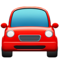 Oncoming Automobile on Apple iOS 14.6