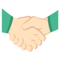 Handshake, Type-1-2 on EmojiOne 2.2.5