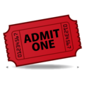 Admission Tickets on emojidex 1.0.34
