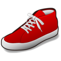 Running Shoe on emojidex 1.0.34