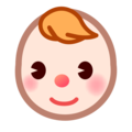 Baby: Light Skin Tone on emojidex 1.0.34
