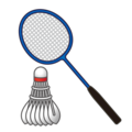 Badminton on emojidex 1.0.34