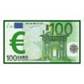 Euro Banknote on emojidex 1.0.34