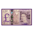 Pound Banknote on emojidex 1.0.34