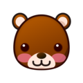 Bear on emojidex 1.0.34