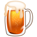 Beer Mug on emojidex 1.0.34