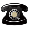 Telephone on emojidex 1.0.34