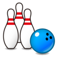 Bowling on emojidex 1.0.34