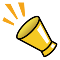 Megaphone on emojidex 1.0.34