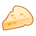 Cheese Wedge on emojidex 1.0.34