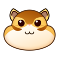 Chipmunk on emojidex 1.0.34